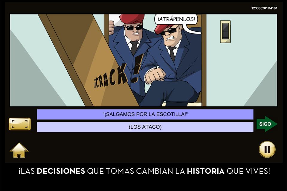 Screenshot Mejor Comienzo