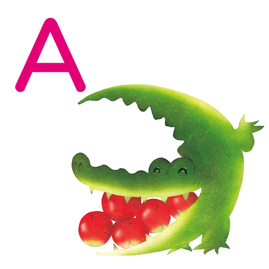 ABCのえほん for iPad