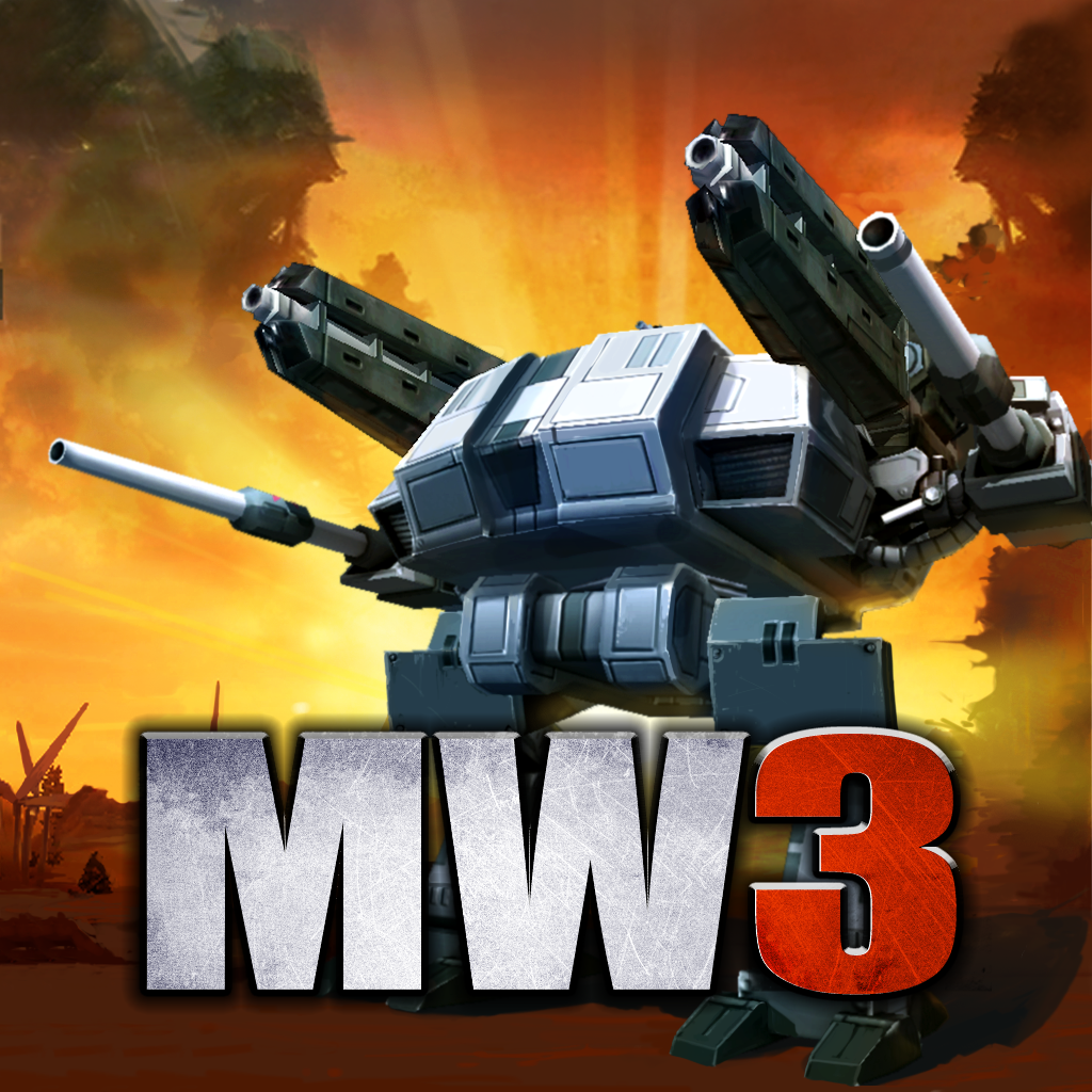 MetalWars3 iOS